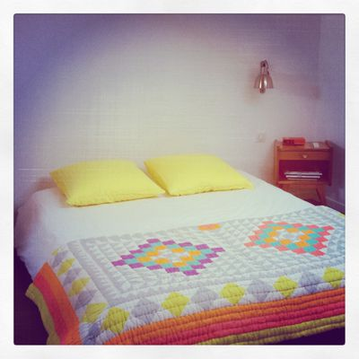 Instagram#bedroom#boho#vintage#yellow#
