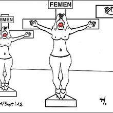 Pourquoi faut-il continuer à soutenir les Femen ? (4)