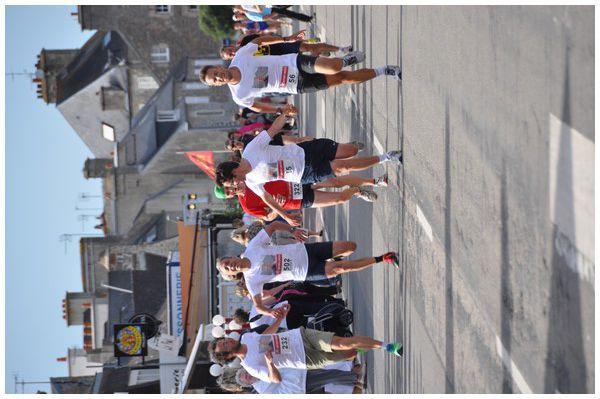 La course de l'huitre, Réville-saint Vaast la Houe, 30 juin 2012