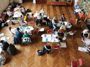 Comment le Design interroge l'espace public en période de confinement ? Notre atelier est à rude épreuve !