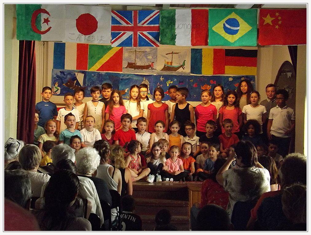 Barrême fête de l'école une grande réussite qui en appelle d'autres !