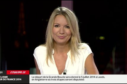 2013 10 24 - 06H40 - PERRINE STORME - L'EQUIPE 21 - LE JOURNAL