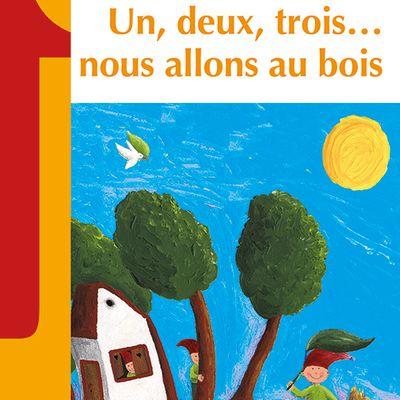 Un, deux, trois… nous allons au bois, 3 contes de Denise Déjean, chez Elan Sud