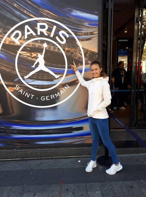 La vie est belle...à Paris !!!