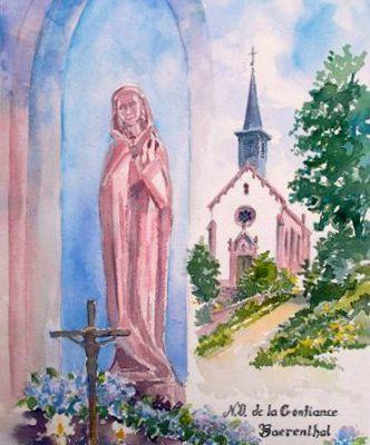 Prochaine messe au sanctuaire