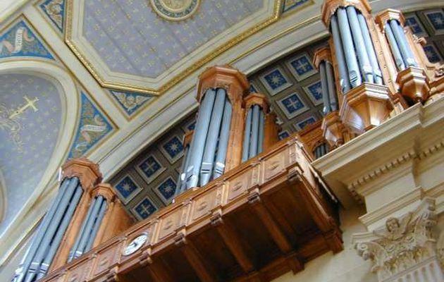 Quand Bernanos compare la Liberté à de grandes orgues ...