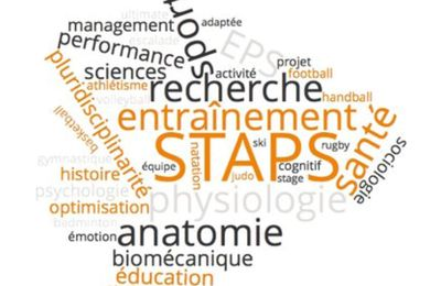 STAPS :  lettre de motivation pour STAPS