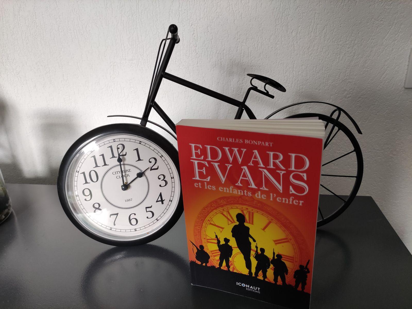 EDWARD EVANS et les enfants de l'enfer de Charles Bonpart