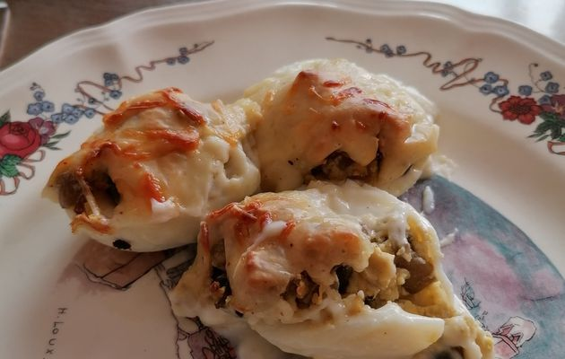 OEUFS MORNAY