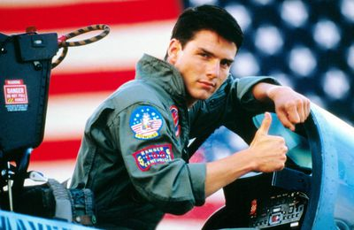 Tom Cruise prend les commandes de Top Gun 2