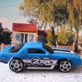 80S CAMARO Z28 - CHEVROLET CAMARO Z-28 1980 HOT WHEELS 1/64 - car-collector.net