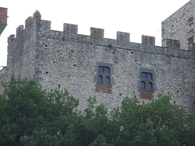 Diaporama château de Ciliegi