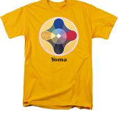 Yoma Text T-Shirt for Sale by Michael Bellon