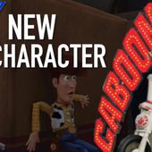 New Toy Story 4 Merch Reveals Keanu Reeves as Duke Caboom