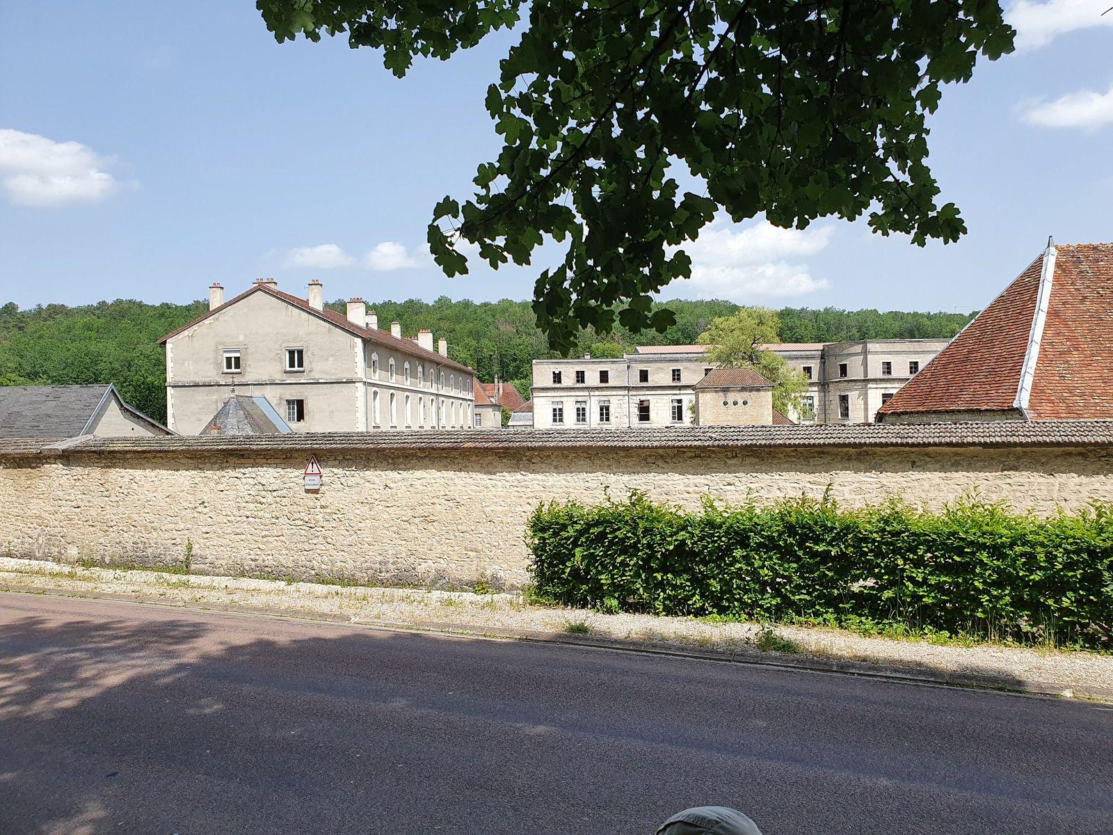 Abbaye de Clairvaux, à Ville-sous-la-Ferté