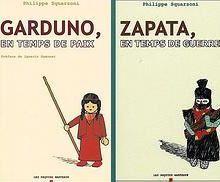 Garduno, ... & Zapata, ... / Philippe Squarzoni