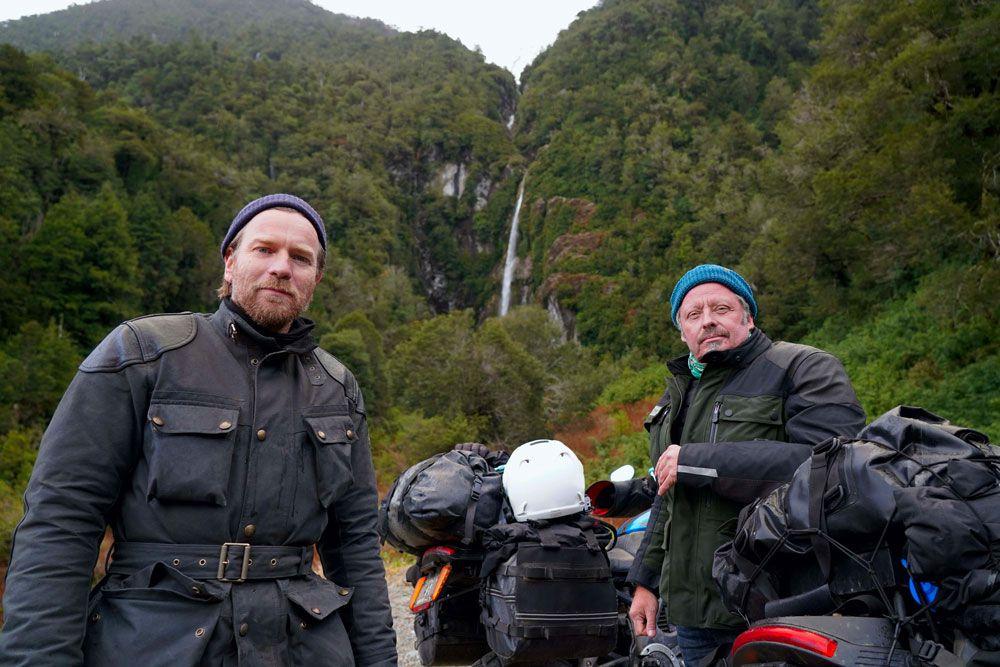 « Long Way Up », nouvelle série originale avec Ewan McGregor et Charley Boorman à découvrir en septembre sur Apple TV+