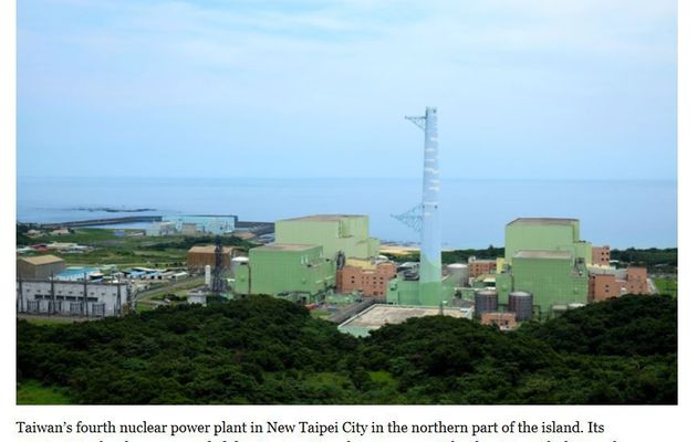 Taiwan: No more nukes by 2025