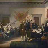 Le 4 juillet. Le jour de l'Indépendance des Etats-Unis d'Amérique. - Bloc notes de Jean-Laurent, sur la Franc-Maçonnerie et les Spiritualités.