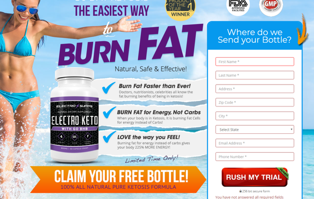 Electro Keto: Reviews, Benefits, Side Effects & Where To BUY?