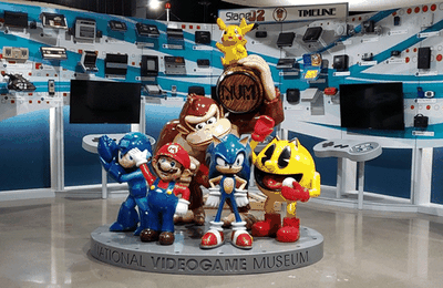 Après le parc d'attraction, Nintendo ouvre un musée au Japon