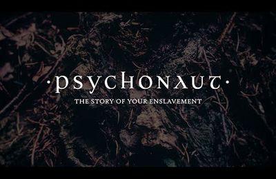 VIDEO - Nouvelle lyrics video de PSYCHONAUT