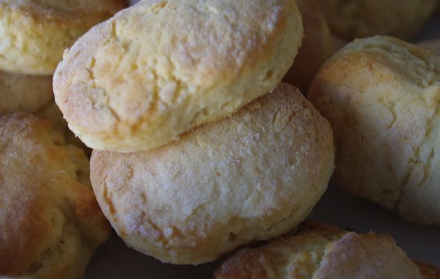 Scones party (défi douceur inside)