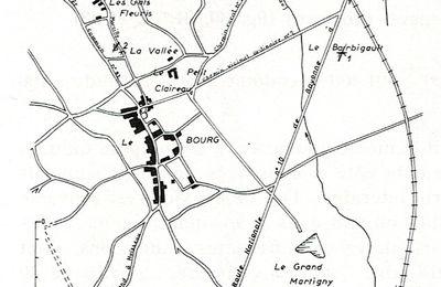 Sépulture sous dalle de Marigny, Huisseau-en-Beauce