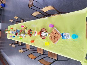 Centre Voltaire: petit déjeuner