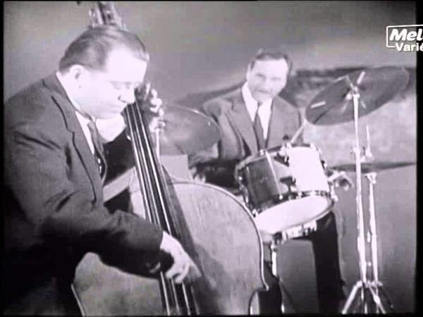 christian garros, un musicien et batteur français de légende qui fut membre avec pierre michelot du play bach trio de jacques loussier