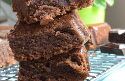 Brownie au levain