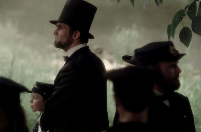 """National Geographic Channel s'engage dans la fiction (""""Killing Lincoln"""")."""