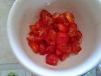 Muffin salé au surimi et tomate cerise au Kitchenaid ou thermomix