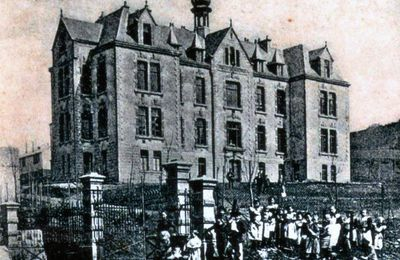 Livre de Roland SEBBEN - ALGRANGE Cité aux 4 mines - L'hôpital des mines et forges devenu Ehpad Le Witten (23)