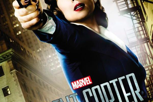 Focus : Marvel's Agent Carter