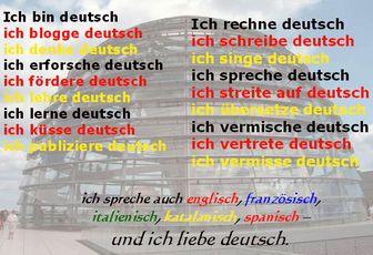 Lingua tedesca, siti utili