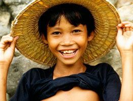 les enfants de Singapour-the children of Singapore