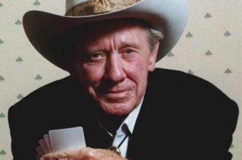 Une légende du poker disparaît : Amarillo Slim