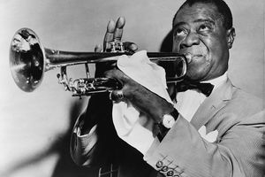 Crooners : Louis Armstrong (Youtube)