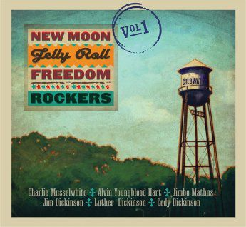 New Moon Jelly Roll Freedom Rockers -Vol.1