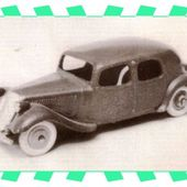 DOCUMENT: LES TRACTIONS EN MINIATURES - car-collector