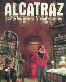Brandon Sanderson - Alcatraz contre les infâmes bibliothécaires (Alcatraz, tome 1)