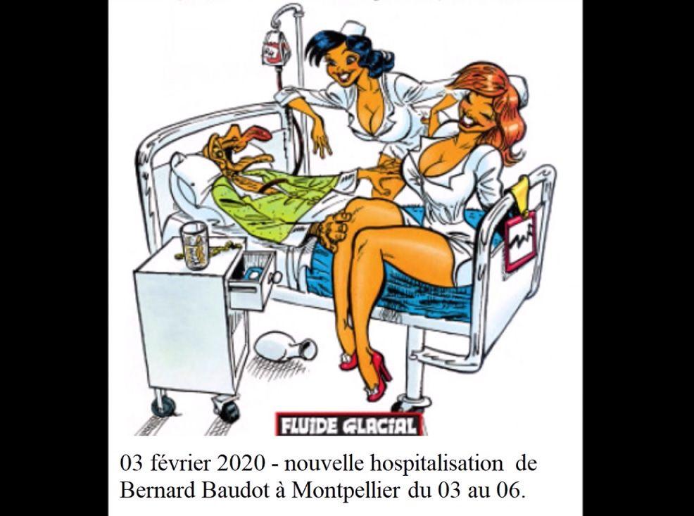 Il y a déjà un an disparaissaient prématurément Bernard et Bernadette Baudot