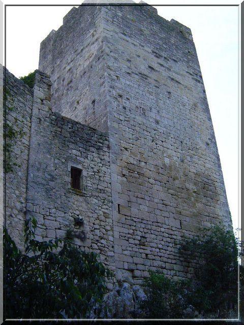 Diaporama château de VERFEUIL