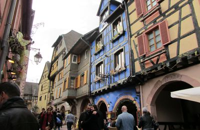 petit séjour en Alsace, à Munster