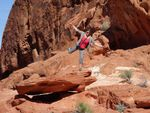FEVRIER 2016 : JOUR 4 / VALLEY OF FIRE