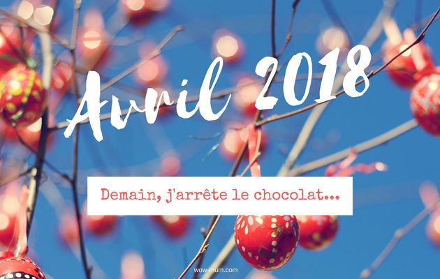 Fond d'écran Avril 2018 { #freebies }