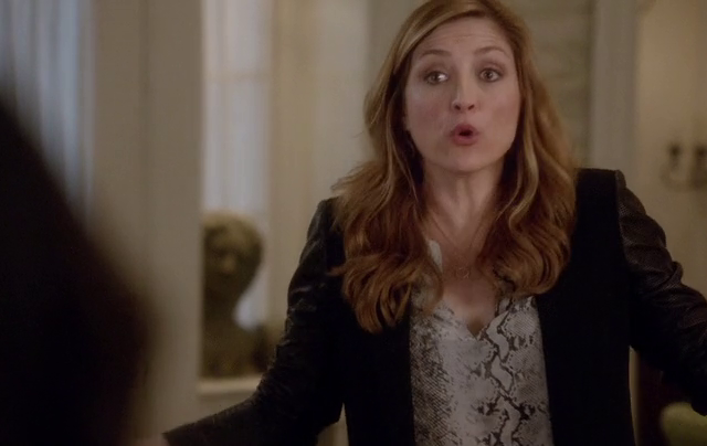 Critiques Séries : Rizzoli and Isles. Saison 4. Episode 8. Cold as Ice.