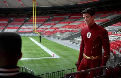 Critiques Séries : The Flash. Saison 7. Episode 11.