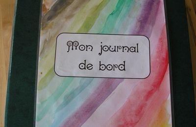 Je m'organise: mon journal de bord